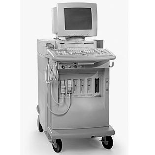Siemens Acuson Aspen ultrasound