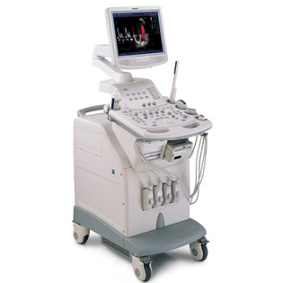 Mindray DC-6 Expert console ultrasound system
