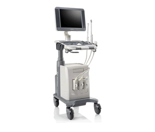 Mindray DP-7 console ultrasound system