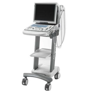 Mindray-DP-50 on cart