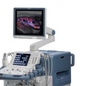 Medical Ultrasound Equipment-Toshiba Screen