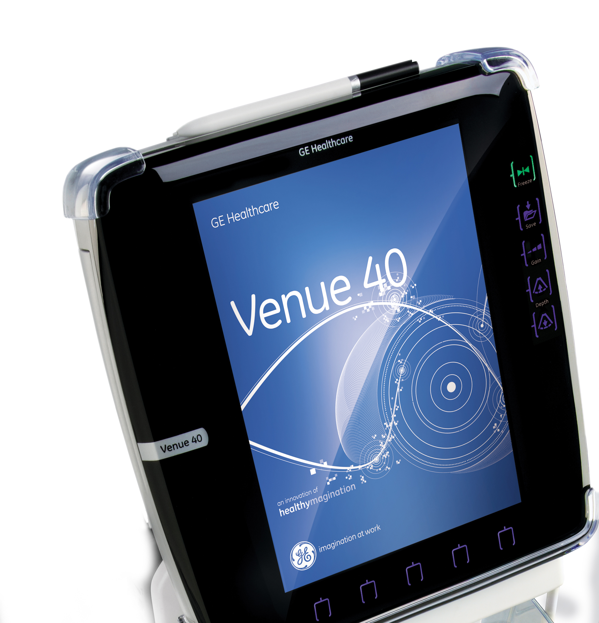 Touch Screen Ultrasound Machine | GE Vivid T8 Ultrasound Machine for Sale