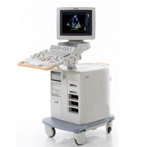 Philips Ultrasound Machine-Philips HD11