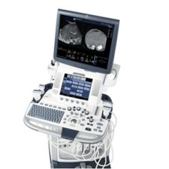 GE Ultrasound Machines-GE Logiq-E9