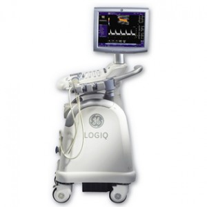 Diagnostic Ultrasound Equipment-GE Logiq P3