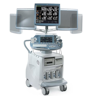 GE Ultrasound Machines-GE Voluson-E6