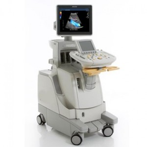 Philips Ultrasound Machine-Philips iU22