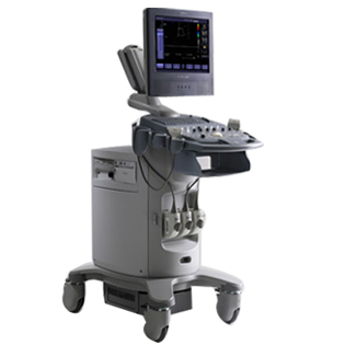 Siemens Acuson X300 veterinary ultrasound