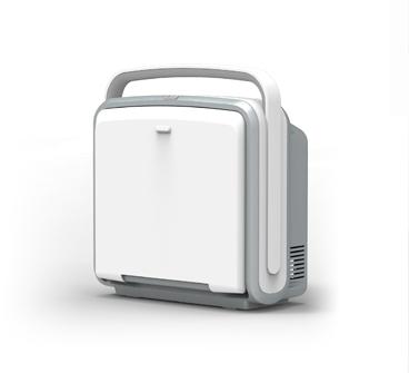 Chison Q9 color doppler, portable ultrasound machine closed view