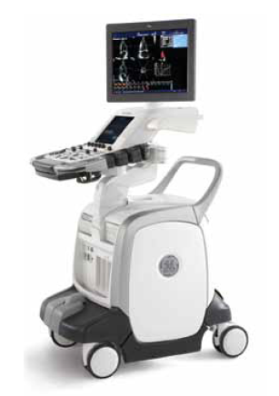 GE Vivid E9 with XDclear Ultrasound Machines for Sale