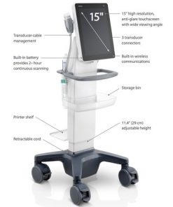 Mindray TE7 Tablet Ultrasound Machine for Sale