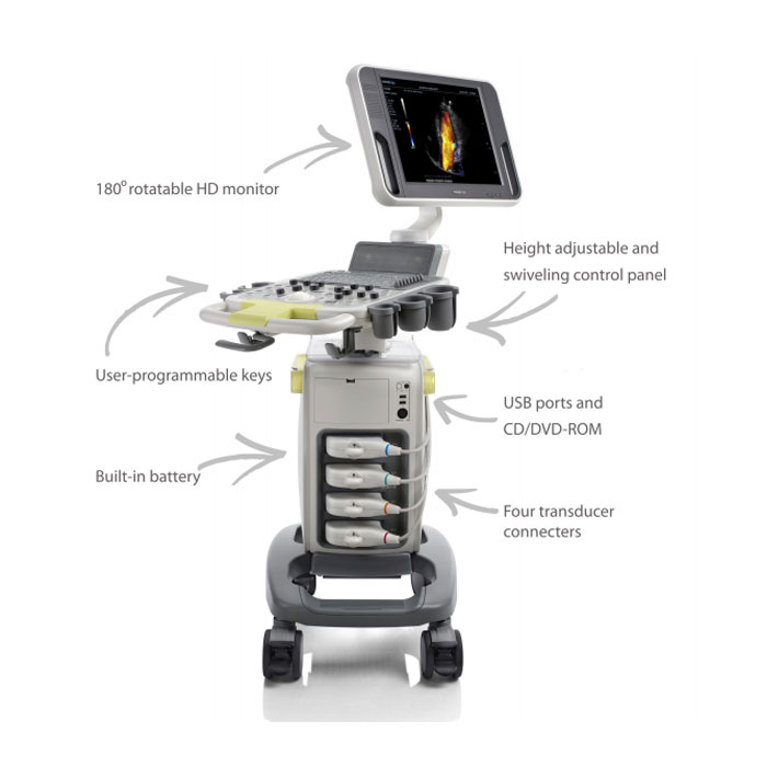 Mindray DC N3 Console Ultrasound Machines For Sale