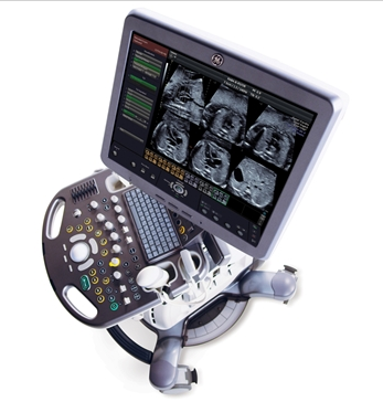 GE Voluson S8 Console Ultrasound Machine for sale