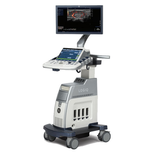 Ultrasound Machines For Sale | GE Logiq P9