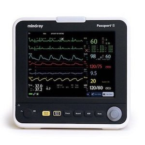 Mindray Passport 8 Patient Monitor | National Medical