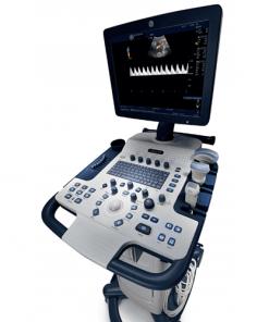 GE LOGIQ V5 color ultrasound machine