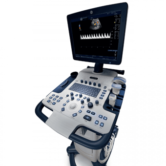 GE LOGIQ V5 color ultrasound machine
