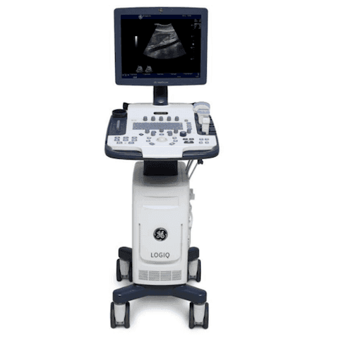 GE LOGIQ V5 Ultrasound Machine