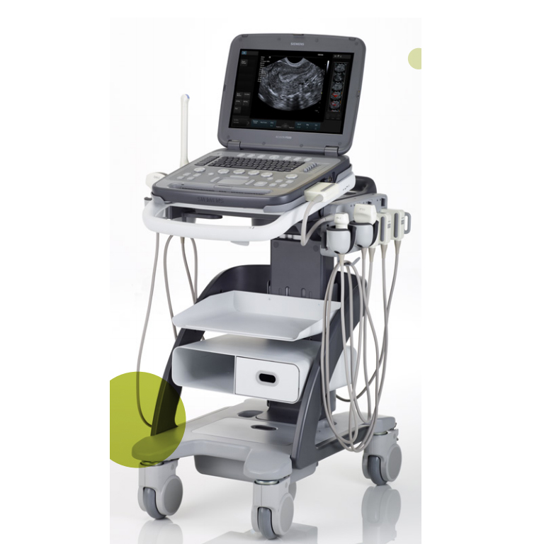 Siemens Acuson P500 Ultrasound Machine