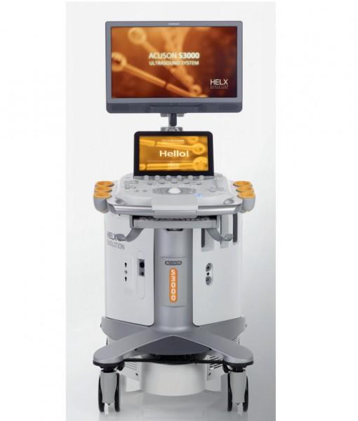 Siemens Acuson S3000 Ultrasound Machine