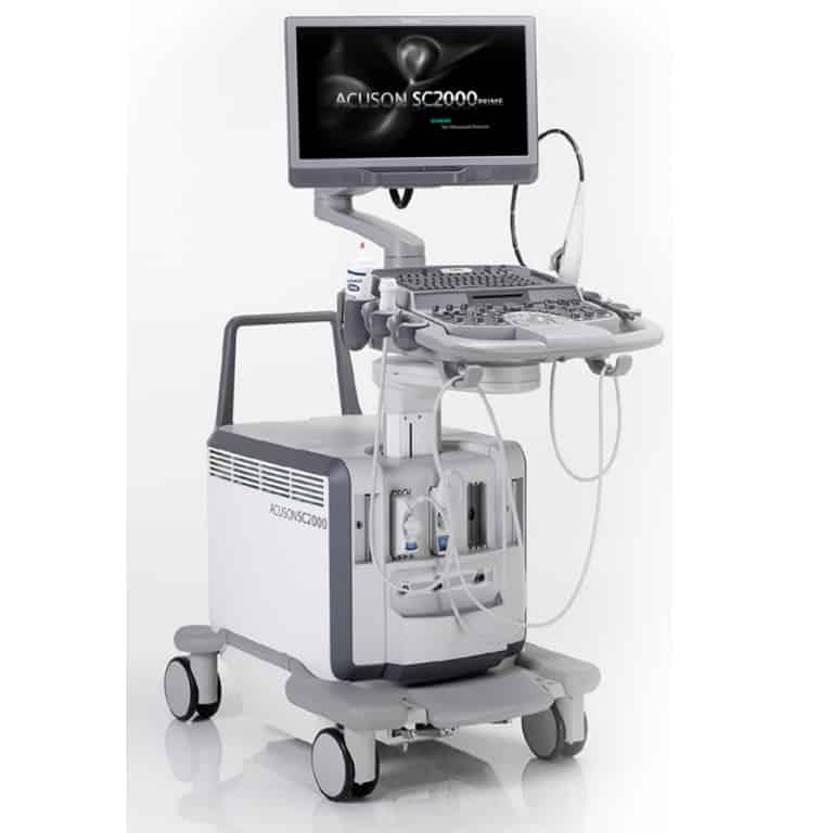 Siemens Acuson SC2000 Ultrasound Machine