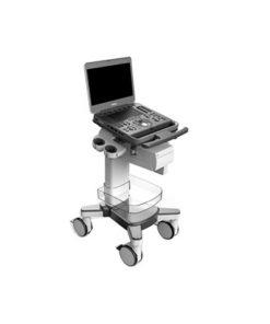 sonoscape x3 ultrasound machine on mobile cart