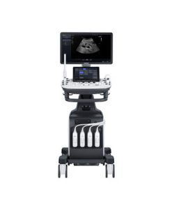 samsung hs60 color console ultrasound machine