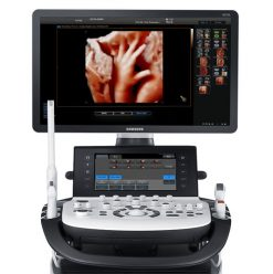 samsung hs70a with prime ultrasound machine for sale