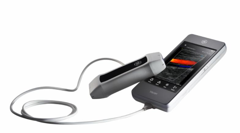 GE-Vscan-Extend-Dual-probe-ultrasound-machine